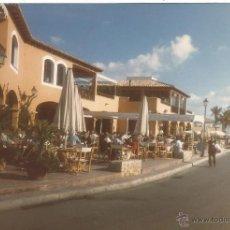 Fotografía antigua: ** PR1312 - FOTOGRAFIA - PALMA DE MALLORCA - PUERTO PORTALS. Lote 48653772