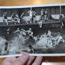 Fotografía antigua: ANTIGUA FOTOGRAFIA ORIGINAL DE PRENSA DE FRANCIA, CON EXPLICACION DE DIARIO, 1939. Lote 48726467