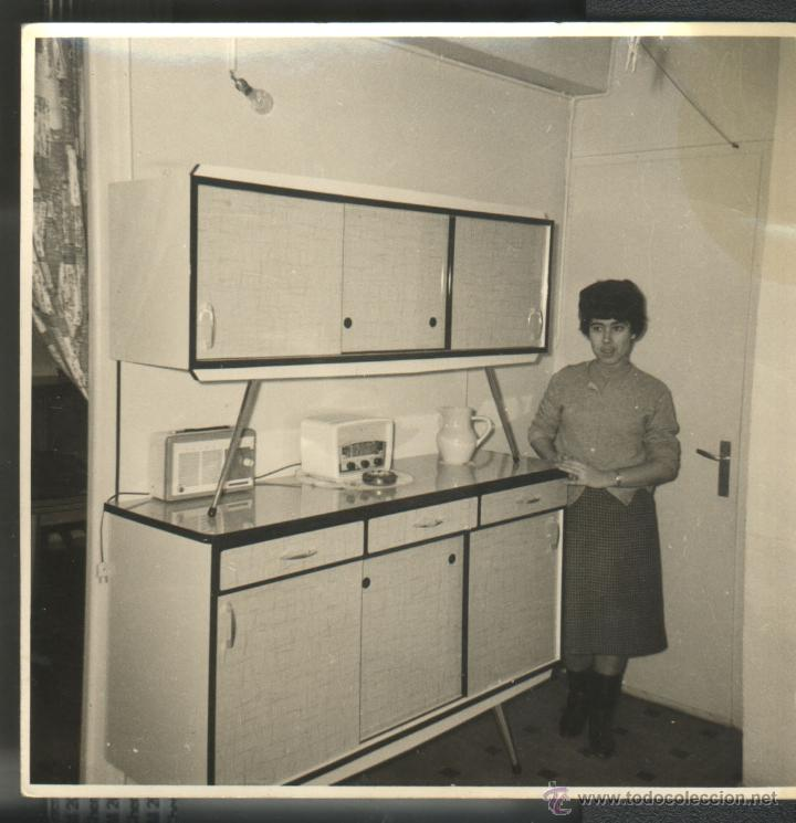 Cocina a os 50 60 comprar fotograf a art stica en - Cocinas anos 50 ...