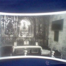 Fotografía antigua: FOTO PARTICULAR 1933 NTRA SRA CASTELLS SALINAS DE LENIZ DEVA GUIPUZCOA LEER *B37. Lote 49145286