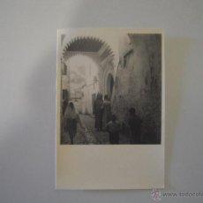 Fotografía antigua: BARRIO DE TETUAN-1944-PROTECTORADO ESPAÑOL EN MARRUECOS. Lote 49185417