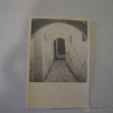 Fotografía antigua: BARRIO DE TETUAN-1944-PROTECTORADO ESPAÑOL EN MARRUECOS. Lote 49185588