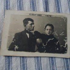 Fotografía antigua: FOTOGRAFIA ANTIGUA CADIZ VELOGRAFF - 1876 DUBOIS . Lote 49404505