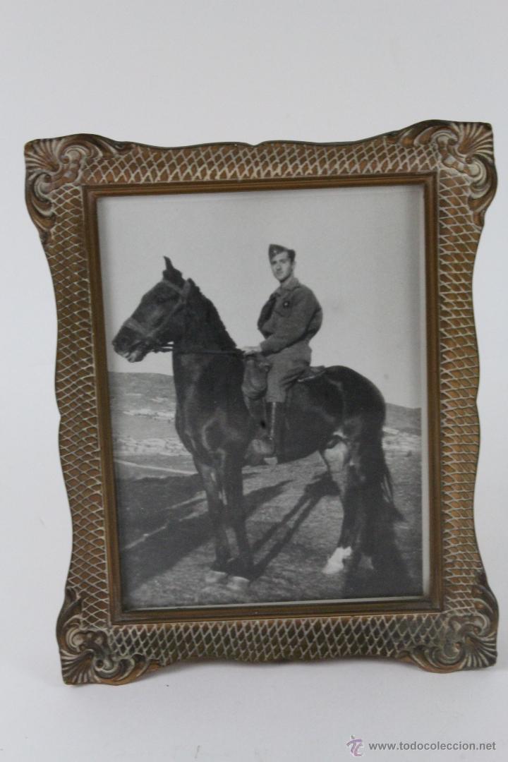 f-238. fotografia militar montado a caballo. añ - Comprar Fotografía ...