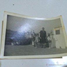 Fotografía antigua: FOTOGRAFÍA ANTIGUA. MADRE E HIJOS.. Lote 49758928