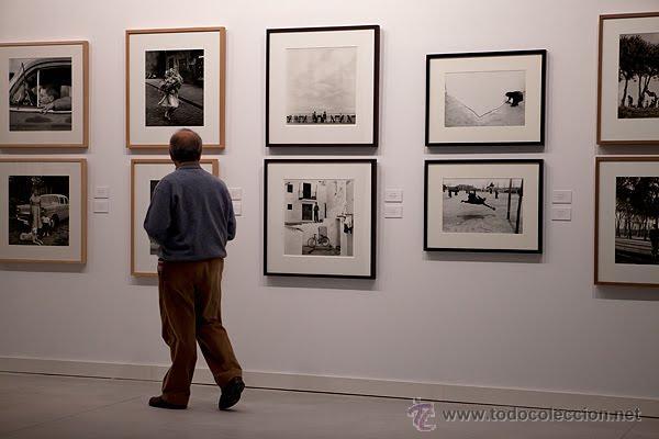 Fotografía antigua: Ramón Masats (Barcelona 1931) FOTO 40x26,5 cms. No es cibachrome pero es sobre papel rígido. En perf - Foto 2 - 176281604