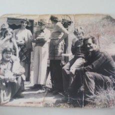 Fotografía antigua: FOTO ANTIGUA .ESCENA FAMILIAR . FOTOGRAFÍA. Lote 49936410