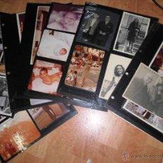 Fotografía antigua: LOTE 45 FOTOS ANTIGUAS FAMILIA EN SANTANDER Y ALICANTE. Lote 50785774