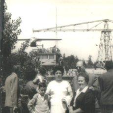 Fotografía antigua: PARQUE DE ATRACCIONES DEL TIBIDABO. Lote 50814965