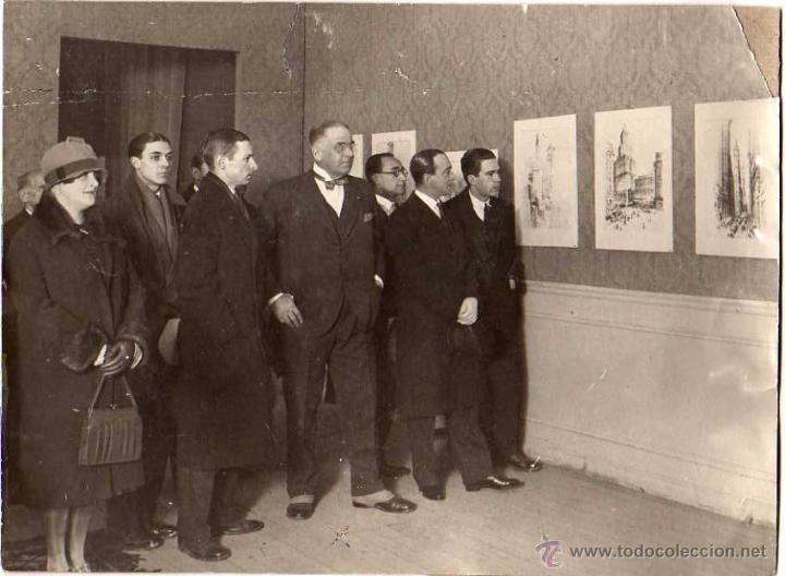 FOTOGRAFÍA DE LA SOCIEDAD DE AMIGOS DEL ARTE. EXPOSICION VERNON HOWE BAILEY (Fotografía - Artística)
