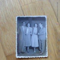 Fotografía antigua: FOTOGRAFIA ANTIGUA GRUPO DE AMIGOS, FIESTAS DE CALATAYUD 1949. Lote 51447594