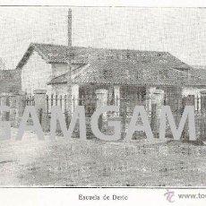 Fotografía antigua: DERIO ESCUELA AÑO1929 (REFAA2) . Lote 51645101