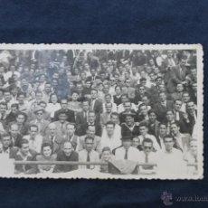Fotografía antigua: ASCENSO A 1ª DIVISION REAL MURCIA 1944. Lote 51694292