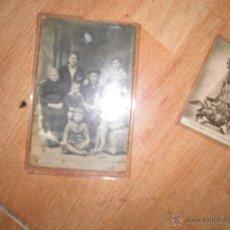 Fotografía antigua: ANTIGUA FOTO POSTAL NIETO CALLE SEVILLA FAMILIA ALICANTE . Lote 51783144