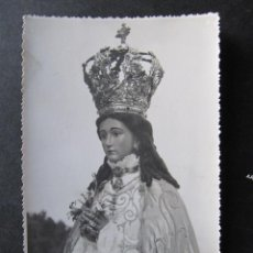 Fotografía antigua: FOTOGRAFIA PURISIMA CONCEPCION PATRONA DE YECLA. FOTO TANI.. Lote 51924182