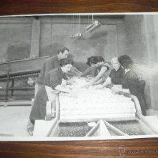 Fotografía antigua: FOTO COOPERATIVA POSIBLEMENTE BÉTERA VALENCIA. Lote 52490321