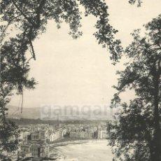 Fotografía antigua: DONOSTIA SAN SEBASTIAN AÑO 1932 (REFAF) GIPUZKOA GUIPUZCOA. Lote 52988578