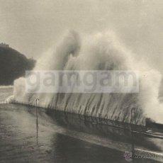 Fotografía antigua: DONOSTIA SAN SEBASTIAN AÑO 1932 (REFAF) GIPUZKOA GUIPUZCOA. Lote 52989191