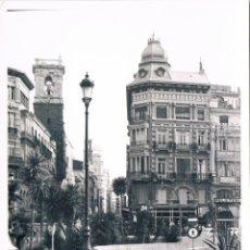 Fotografía antigua: VALENCIA. PLAZA DE LA REINA. Lote 53019236