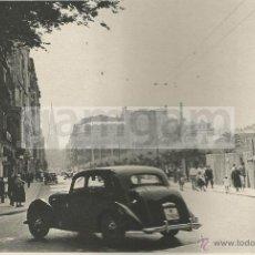 Fotografía antigua: DONOSTIA SAN SEBASTIAN AÑO 1953 (REFAG) GIPUZKOA GUIPUZCOA. Lote 53089550