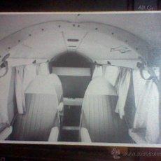 Fotografía antigua: FOTOGRAFIA PARTICULAR CABINA AVION AÑOS 60 APROX CURIOSA . Lote 53103012