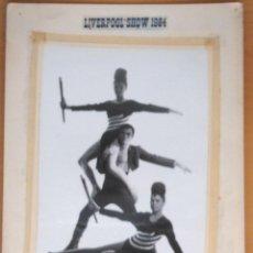 Fotografia antiga: BALLET JUAN ANTONIO - LIVERPOOL SHOW 1964. Lote 53134116