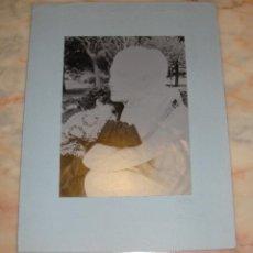 Fotografía antigua: INTEREANTE Y ORIGINAL OBRA DE LALI FOTOGRAFA AÑOS 80 FOTOGRAFIA FIRMADA. Lote 53519923