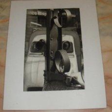 Fotografía antigua: INTEREANTE Y ORIGINAL OBRA DE LALI FOTOGRAFA AÑOS 80 FOTOGRAFIA FIRMADA. Lote 53519966