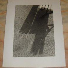 Fotografía antigua: INTEREANTE Y ORIGINAL OBRA DE LALI FOTOGRAFA AÑOS 80 FOTOGRAFIA FIRMADA. Lote 53519986