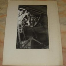 Fotografía antigua: INTEREANTE Y ORIGINAL OBRA DE LALI FOTOGRAFA AÑOS 80 FOTOGRAFIA FIRMADA. Lote 53519988