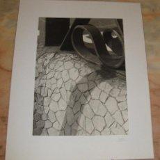 Fotografía antigua: INTEREANTE Y ORIGINAL OBRA DE LALI FOTOGRAFA AÑOS 80 FOTOGRAFIA FIRMADA. Lote 53520076