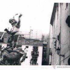 Fotografía antigua: VALENCIA. FALLA PLAZA DEL PILAR. AÑO 1984. 1ER PREMIO LA FAM...A.. Lote 53599686