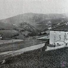 Fotografía antigua: ITZIAR ICIAR DEBA DEVA AÑO 1939 (REFAQ) RECORTE. Lote 53735364
