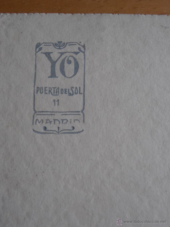 Fotografía antigua: FOTOGRAFIA ANTIGUA MADRE CON HIJOS PUERTA DEL SOL MADRID YO - Foto 2 - 54014736