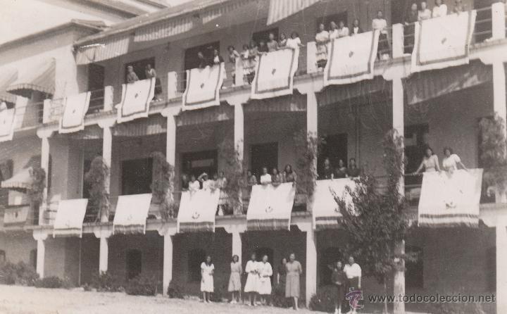 Foto exterior del sanatorio de tuberculosos, co - Vendido en Venta Directa  - 54460817