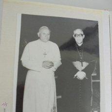 Fotografía antigua: FOTOGRAFIAS DE RELIGIOSOS Y PERSONAJES ILUSTRES. TODAS ESTAN FOTOGRAFIADAS, VER FOTOGRAFIAS ADJUNTAS. Lote 54492658