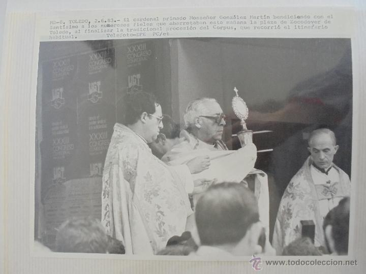 Fotografía antigua: FOTOGRAFIAS DE RELIGIOSOS Y PERSONAJES ILUSTRES. TODAS ESTAN FOTOGRAFIADAS, VER FOTOGRAFIAS ADJUNTAS - Foto 23 - 54492658