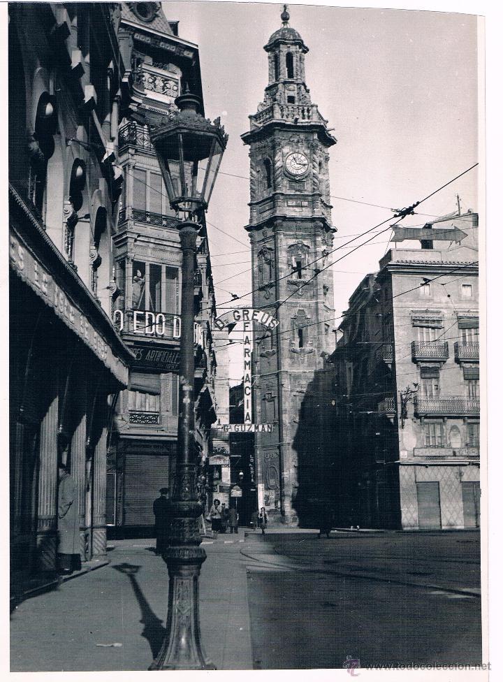 VALENCIA.IGLESIA SANTA CATALINA (Fotografía - Artística)