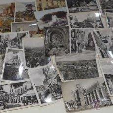 Fotografía antigua: LOTE 33 ANTIGUA FOTOGRAFIA DE FRANCIA, PARIS. ORIGINALES. Lote 54637493
