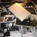 Fotografía antigua: IMPORTANTE LOTE DOCTOR LEON CARDENAL 11 FOTOS ANTIGUAS REPORTAJE MANUSCRITO REVERSO MAYO 1956 MADRID. Lote 54950040