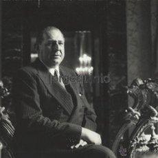 Fotografía antigua: S.A.R. D. JUAN DE BORBÓN Y BATTENBERG. CONDE DE BARCELONA. FOTÓGRAFO ELIO SORCI. ROMA.. Lote 55012615