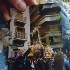 Fotografía antigua: ANTIGUA FOTOGRAFIA KODAK 10 15 CM - SEMANA SANTA MURCIA VIRGEN DOLOROSA. Lote 55353757