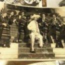 Fotografía antigua: FOTO ANTIGUA 1948 FOTO MARI MADRID CONJUNTO MUSICAL MARIACHIS. Lote 56328606