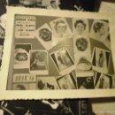 Fotografía antigua: FOTO ANTIGUA PELUQUEROS DE SEÑORAS CREACCIONES HERMANOS BLANCO PELUQUERIA NOVICIADO 7 MADRID. Lote 56328648