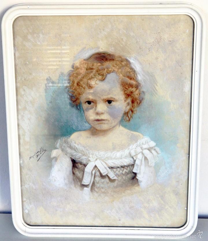 Retrato Iluminado De Niño Estudio Fotográfico Comprar Fotografía