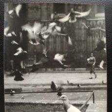 Fotografía antigua: JOSE OLIVERAS COSTA FOTOGRAFÍA 24 X 18 CM. TITULADA TRANQUILA. Lote 57000333