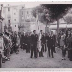 Fotografía antigua: F- 1957. FOTOGRAFIA. PROCESION EN BARCELONA.. Lote 57200678