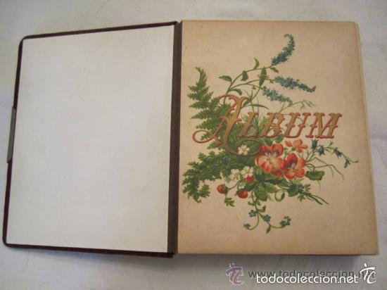 ANTIGUO ALBUM EPOCA VICTORIANA,CIRCA 1849,FAMILIA SKILTON,26 FOTOS,ALGUNAS CON NOMBRES.UNA JOYA (Fotografía - Artística)