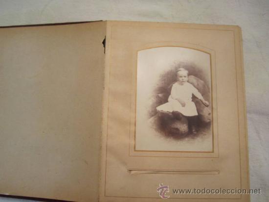 Fotografía antigua: ANTIGUO ALBUM EPOCA VICTORIANA,CIRCA 1849,FAMILIA SKILTON,26 FOTOS,ALGUNAS CON NOMBRES.UNA JOYA - Foto 2 - 57284441