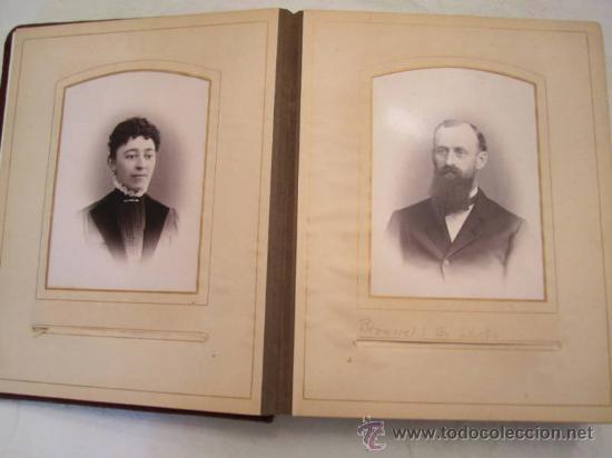 Fotografía antigua: ANTIGUO ALBUM EPOCA VICTORIANA,CIRCA 1849,FAMILIA SKILTON,26 FOTOS,ALGUNAS CON NOMBRES.UNA JOYA - Foto 3 - 57284441